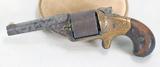 Antique Spur Trigger Revolver - Collectible