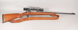 Remington Model 721  .270 WIN. Rifle w/ Swarovski Scope