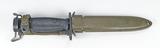 US M4 Bayonet, Bren-Dan, for M1