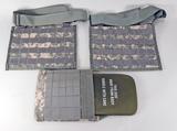 Camo Body Armor Bags w/ One Plate