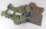 Tactical Vest, Pocket Belt