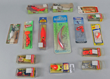 Old Fishing Lures: Heddon, Flatfish, Kwikfish, Storm & More
