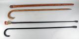 German Hiking Stick, Canes, Walking Stick