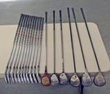 Left Handed Golf Clubs: Callaway, King Cobra, Wilson, Apex Ben Hogan