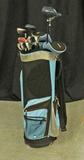 Ladies RH Prince Golf Clubs w/  Bag