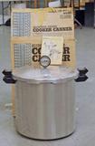 Presto Aluminum Deluxe Cooker  Canner
