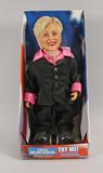 Senator Hillary Clinton Doll