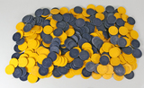 Old Black & Yellow Chips