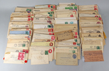 Antique Postal Cards, Letters, Ephemera