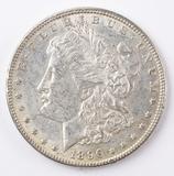 1896-P Morgan Silver Dollar