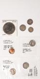 Small bag collectible coins