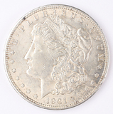1921-P Moran Silver Dollar