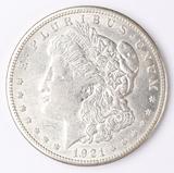 1921-S Moran Silver Dollar