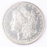 1890-S Moran Silver Dollar