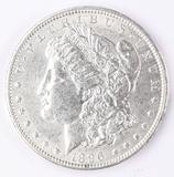 1896-P Moran Silver Dollar