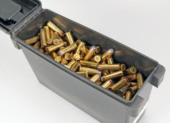 .44 Rem Mag Bulk Ammo, 300 +- Rds.