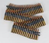 Vintage .30 - 06 Ammo on Belt., 90 + Rds.