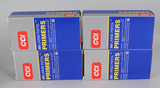 CCI 300 Large Pistol Primers, 4 Boxes of 1000