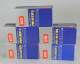 CCI 200 Large Rifle Primers, 5 Boxes of 1000
