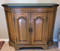 Entry Console Cabinet