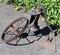 Iron Wheel, Plow Blade & Water Pump