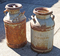 2 Milk Cans