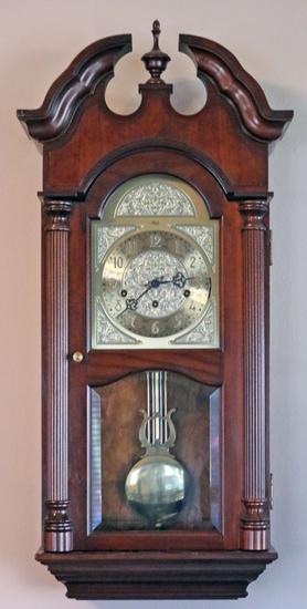 Sligh Wall Clock - Holland, Michigan