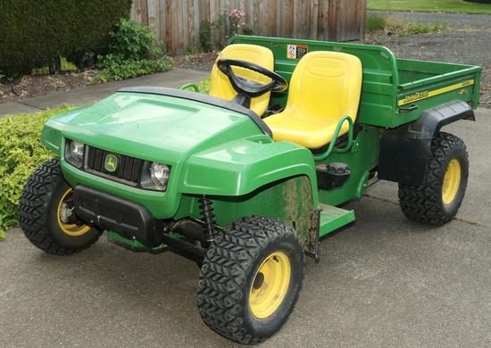 2008 John Deere 4x4 Gator TX