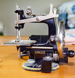 Singer No. 20 Child's Electric Sewing Machine