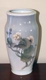 Royal Copenhagen Floral Vase, Denmark