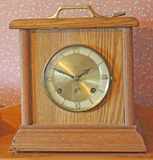 Syroco 8 Day Clock