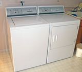 Speed Queen Commercial Heavy Duty  Washer & Dryer