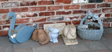 Lawn & Garden Decorative Items: Bunnies & More