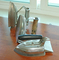 3 Vintage Electric Irons
