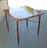 Vintage Folding Travel Table