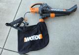 Worx Leaf Blower w/ Bag