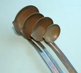Copper Spoons - Ladles