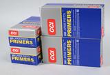 CCI #300 Large Pistol Primers, 4 Boxes of 1000