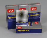 CCI 200 Large Pistol Primers, 4 Boxes of 1000