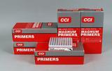 CCI 350 Large Pistol Magnum Primers, 5 Boxes of 1000