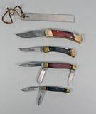 Sears Craftsman Vintage Folding Knives