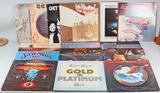 Vintage Vinyl Records: Led Zeppelin, Joe Walsh, Boston, & more