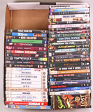 DVDs: Blue Hawaii, One Flew Over The Cuckoo's Nest, Prime Suspect, etc.