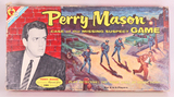 Perry Mason Case of the Missing Suspect Board Game, 1959