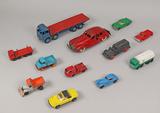 Vintage Toy Trucks & Cars