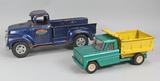 Vintage Tonka Pickup Truck & Structo Dump Truck