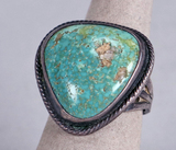 Southwest Turquoise Ring, Sz. 5