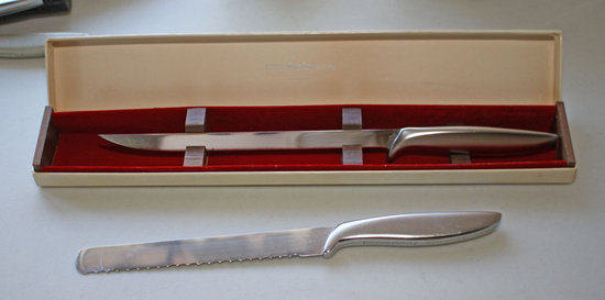 Gerber  Balmung Carving & Lord Sandwich Bread Knife