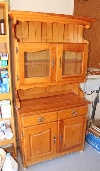 Pine Sideboard Cabinet