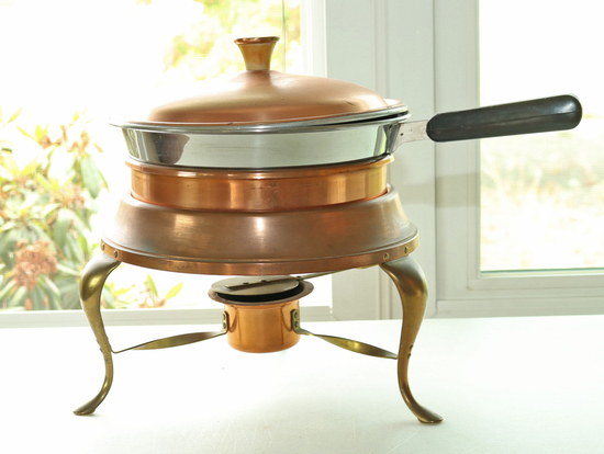 """""""Thermic Ray"""" by Norris Chafing - Warming Dish"""
